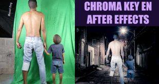 Chroma Key en After Effects