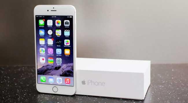 iPhone 6 Plus Características y Especificaciones