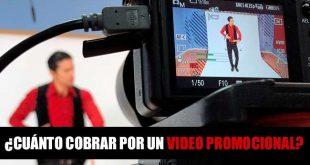 ¿Cuánto Cobrar por un Video Promocional?