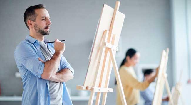 Curso de Pintura Online Gratis